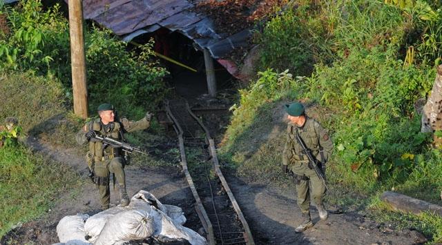 Madene Su Doldu: 4 Ölü, 5 Kayıp
