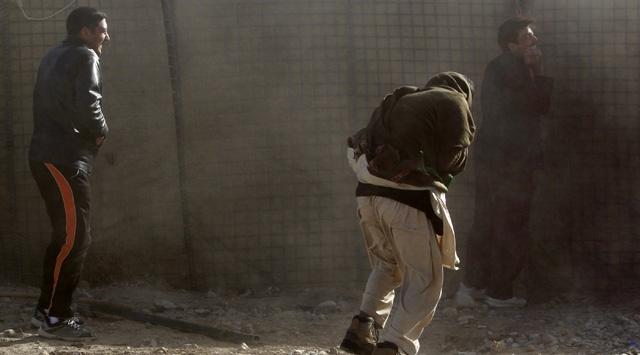 Amerikan Askeri Dehşet Saçtı: 16 Ölü
