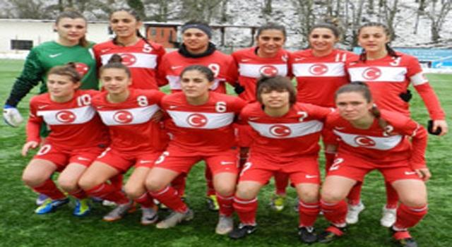 Türkiye: 0 - Danimarka: 1