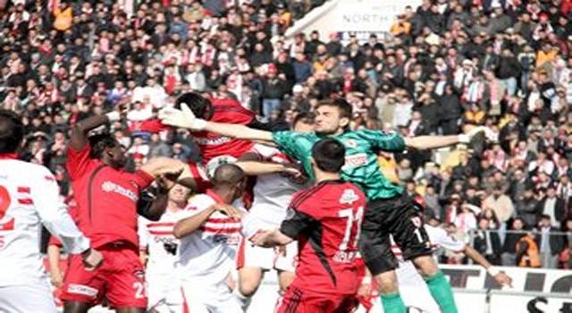 Samsunspor: 0 - Gaziantepspor: 0