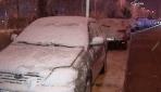 Kar İstanbula Geri Döndü