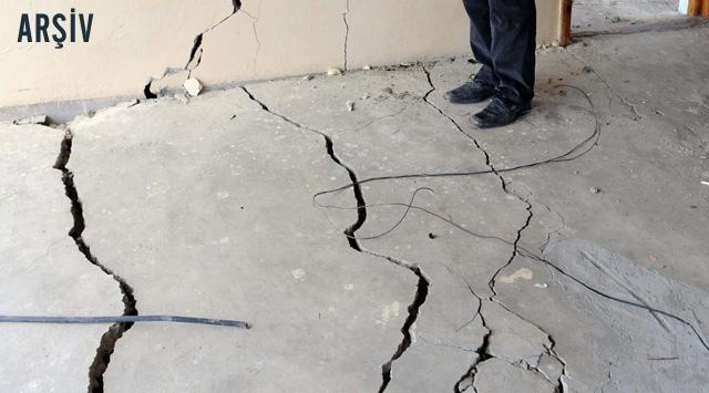 Zonguldakta Büyük Tehlike