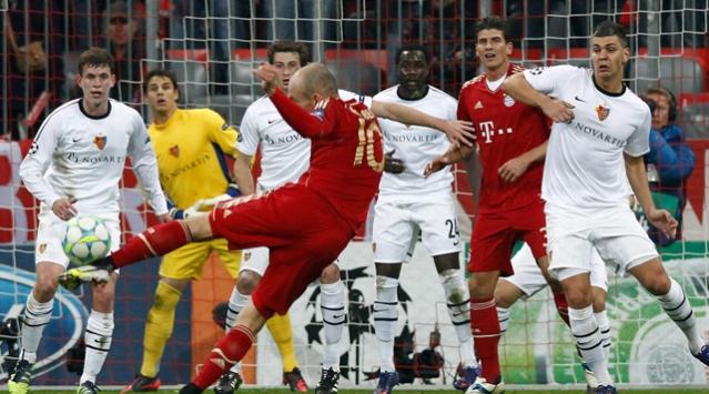 Bayern Münih ve Marsilya Çeyrek Finalde