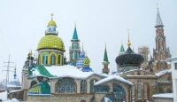 Tataristan'da Semavi Dinler Külliyesi