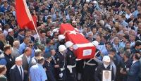 Şehit polis Bodur son yolculuğuna uğurlandı