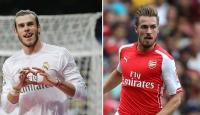 Bale ve Ramsey EURO 2016 kadrosunda