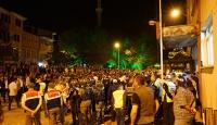 Türk bayrağı yakıldığı iddiası gerginliğe yol açtı