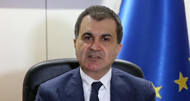 Avrupa Birliği Bakanı ve Başmüzakereci Ömer Çelik, Brüksel yolcusu