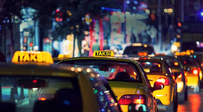 Dolarını bozduranlara taksicilerden indirim