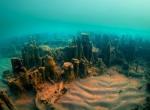 Van Gölünde yeni mikrobiyalit alanları bulundu