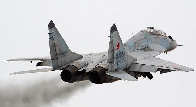 Rus savaş uçağından bir ihlal daha