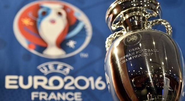 EURO 2016 başlıyor! ilk maç Fransa-Romanya