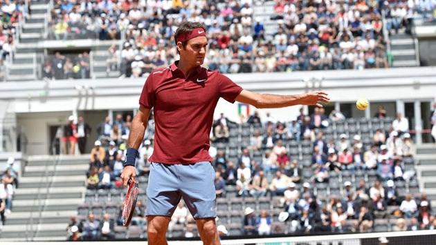 Federerden Sharapova açıklaması