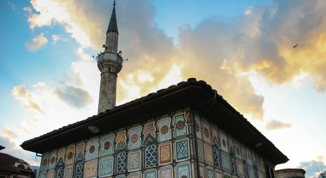 Kalkandelenin Osmanlı eserleri ilgi çekiyor