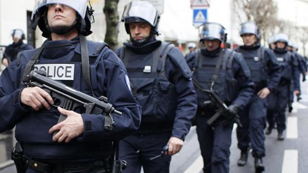 Fransada terör saldırısı engellendi