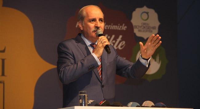 """""""Kimse Türkiyeye istikamet gösteremeyecektir"""""""