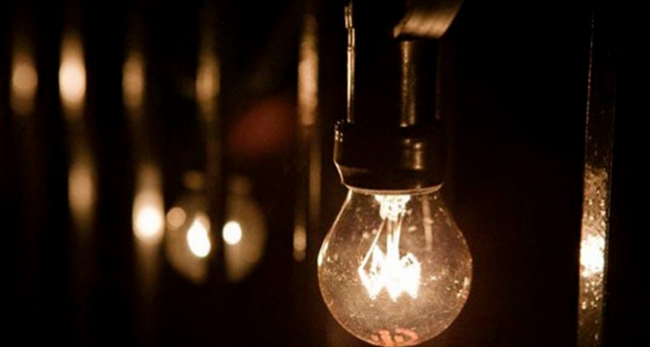 İstanbulda elektrik kesintisi (22.10.2016)