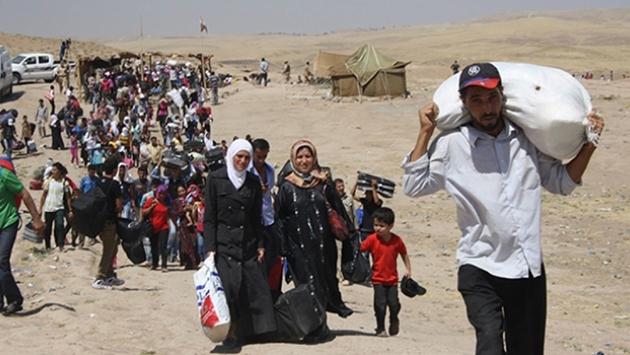 Türkiye Suriyelilere umut olmaya devam ediyor