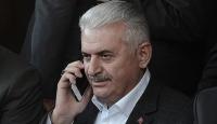 Başbakan Yıldırım, İsviçredeki iftara telefonla bağlandı