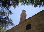 Antalyanın simgelerinden Yivli Minare