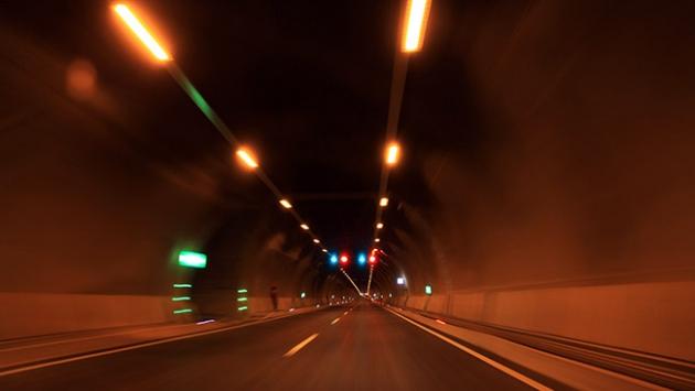 Karahan Tünelinden araç geçişleri başlıyor