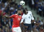İsviçre - Fransa maçı
