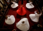450 yıllık tekkedeki sema törenlerine Ramazanda yoğun ilgi