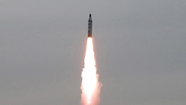 ABD, Kuzey Koreye karşı gardını aldı