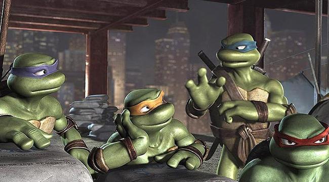 """""""Ninja Kaplumbağalar: Gölgelerin İçinden"""" izleyici ile buluşuyor"""