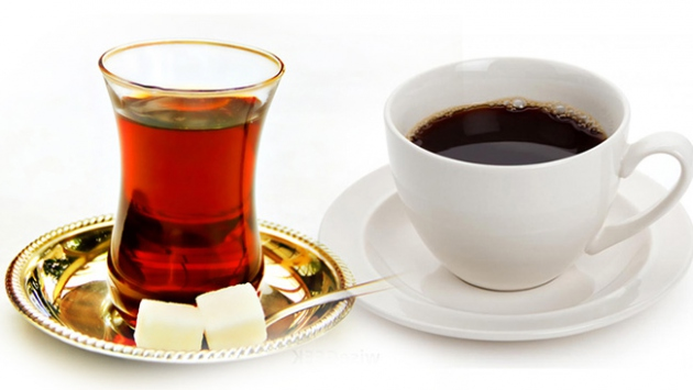 'Çay ve kahve vücudun su ihtiyacını karşılamaz'