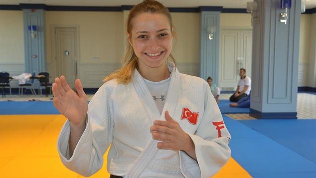 Milli judocu Rio'da altın madalya hedefliyor