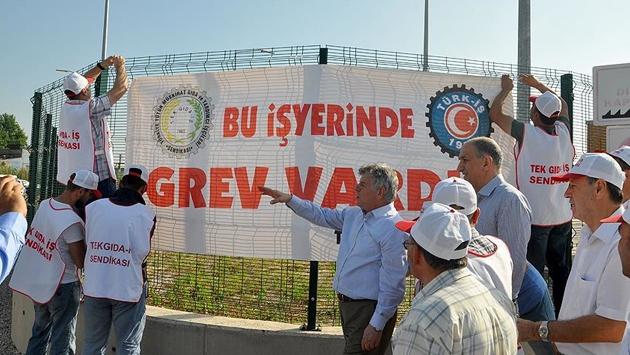 Nestle Türkiye'den grev açıklaması