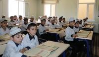 Terörden temizlenen ilçelerde çocuklar Kuran ile buluştu