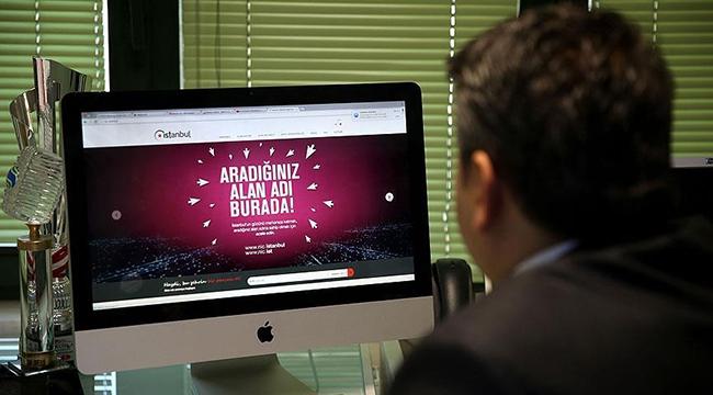 """"""".istanbul"""" rekora koşuyor"""