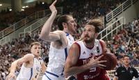 Türkiye hazırlık maçında Yunanistana yenildi