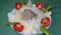 Ramazan sofralarının diyet yemeği Abdigör köftesi