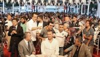 Beşiktaş Kulübü vatandaşlara iftar verdi