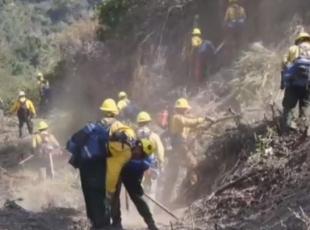 California eyaletindeki yangınlar kontrol altına alındı