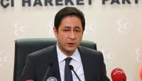 """""""Çağrı Heyeti üyelerine cezai işlem uygulandı"""""""