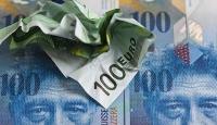 Tırmanışa geçen İsviçre frankına müdahale