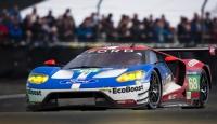 Le Mansda zafer Ford GTnin oldu