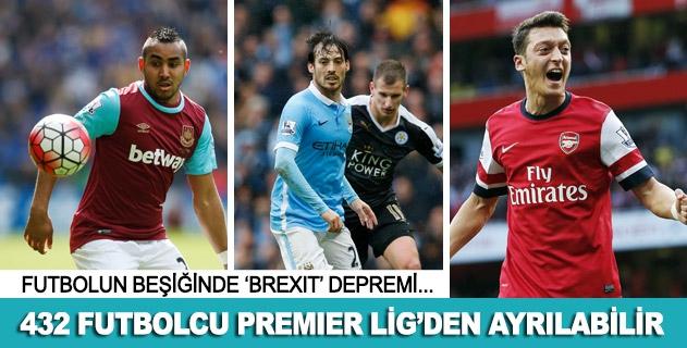 432 futbolcu Premier Ligden ayrılabilir!