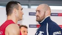 Fury-Klitschko arasındaki unvan maçı ertelendi