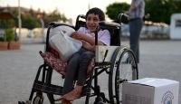 İİTden Suriyeli sığınmacılara yardım