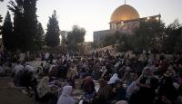 Sadakataşı Derneğinden Mescid-i Aksada iftar