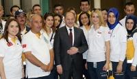 Bakan Akdağ, sağlık çalışanlarıyla iftarda bir araya geldi