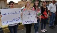 Suriyede PYD karşıtı gösteri