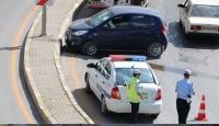 Ankarada zincirleme trafik kazası