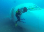 Airbus balıklara yuva oldu