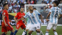 Copa Americada final heyecanı